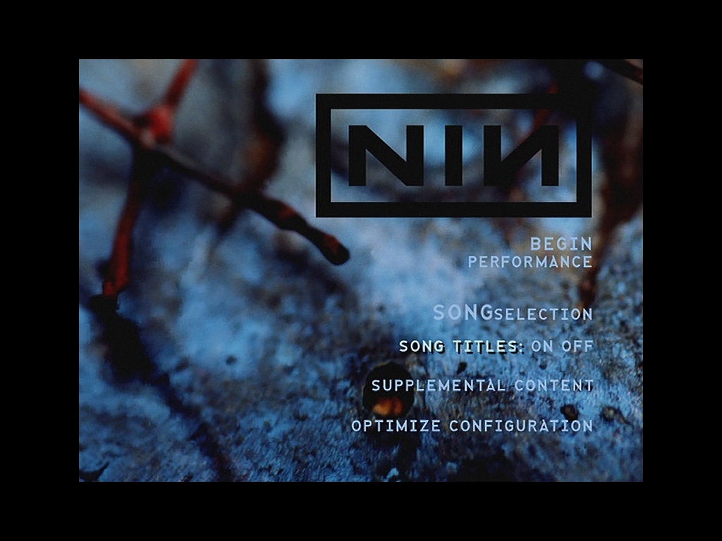 Rob Sheridan : Portfolio | nine inch nails design | 58