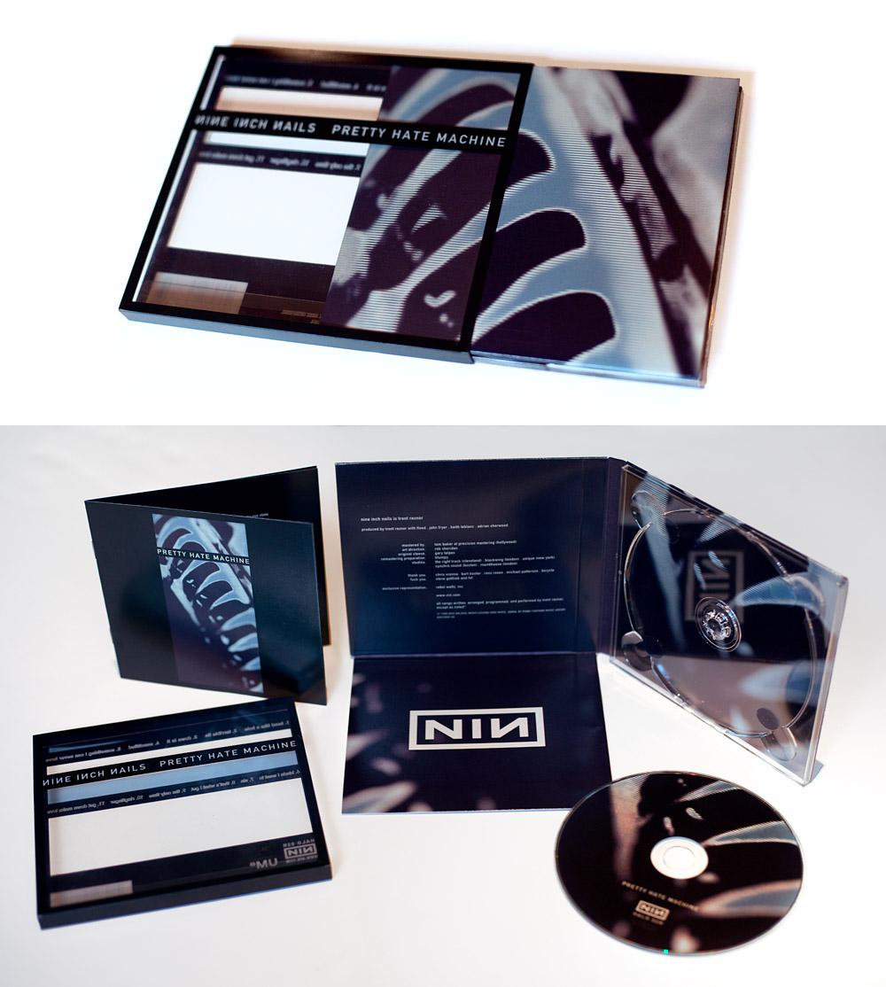 Rob Sheridan : Portfolio | nine inch nails design | 6