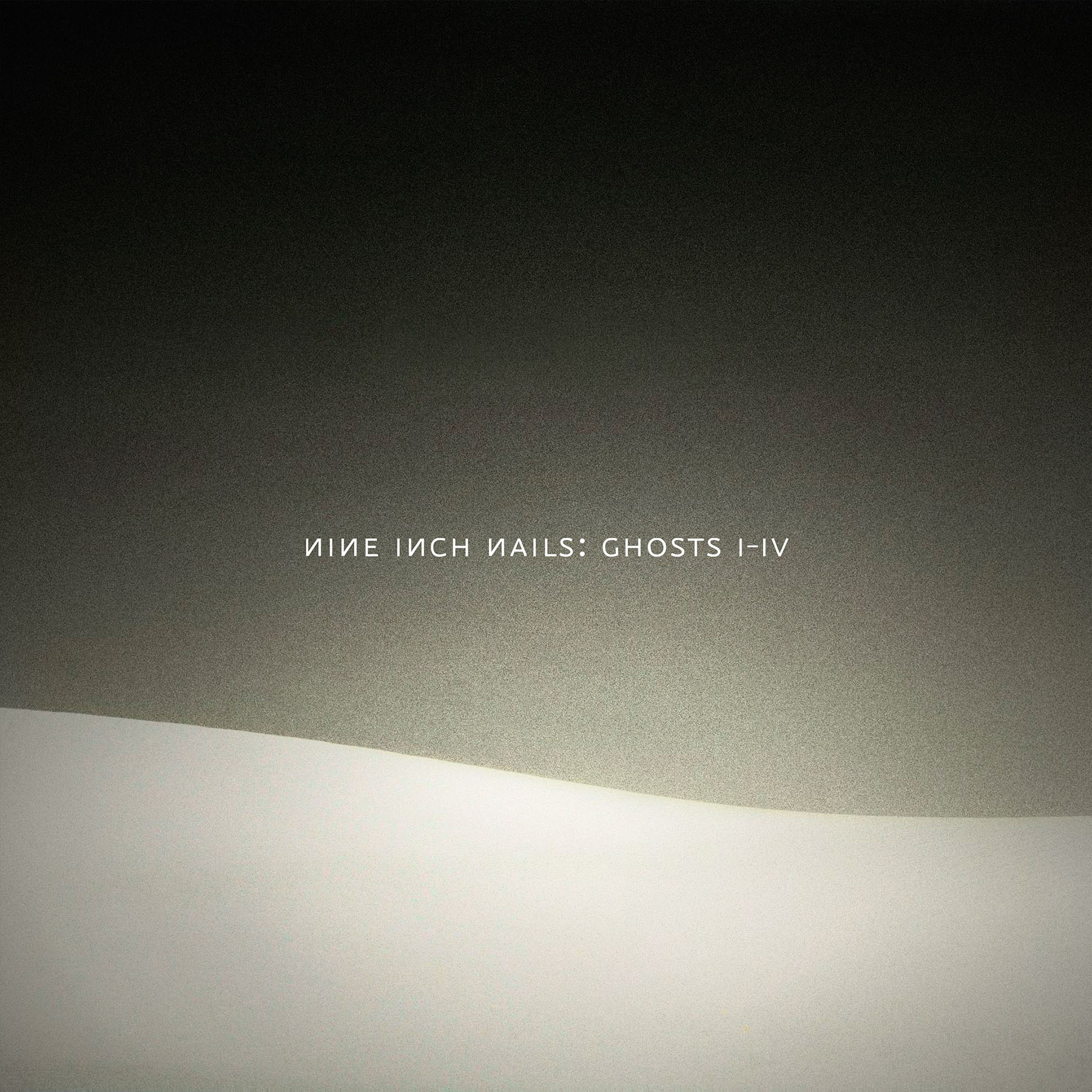 nin ghosts i-iv cover