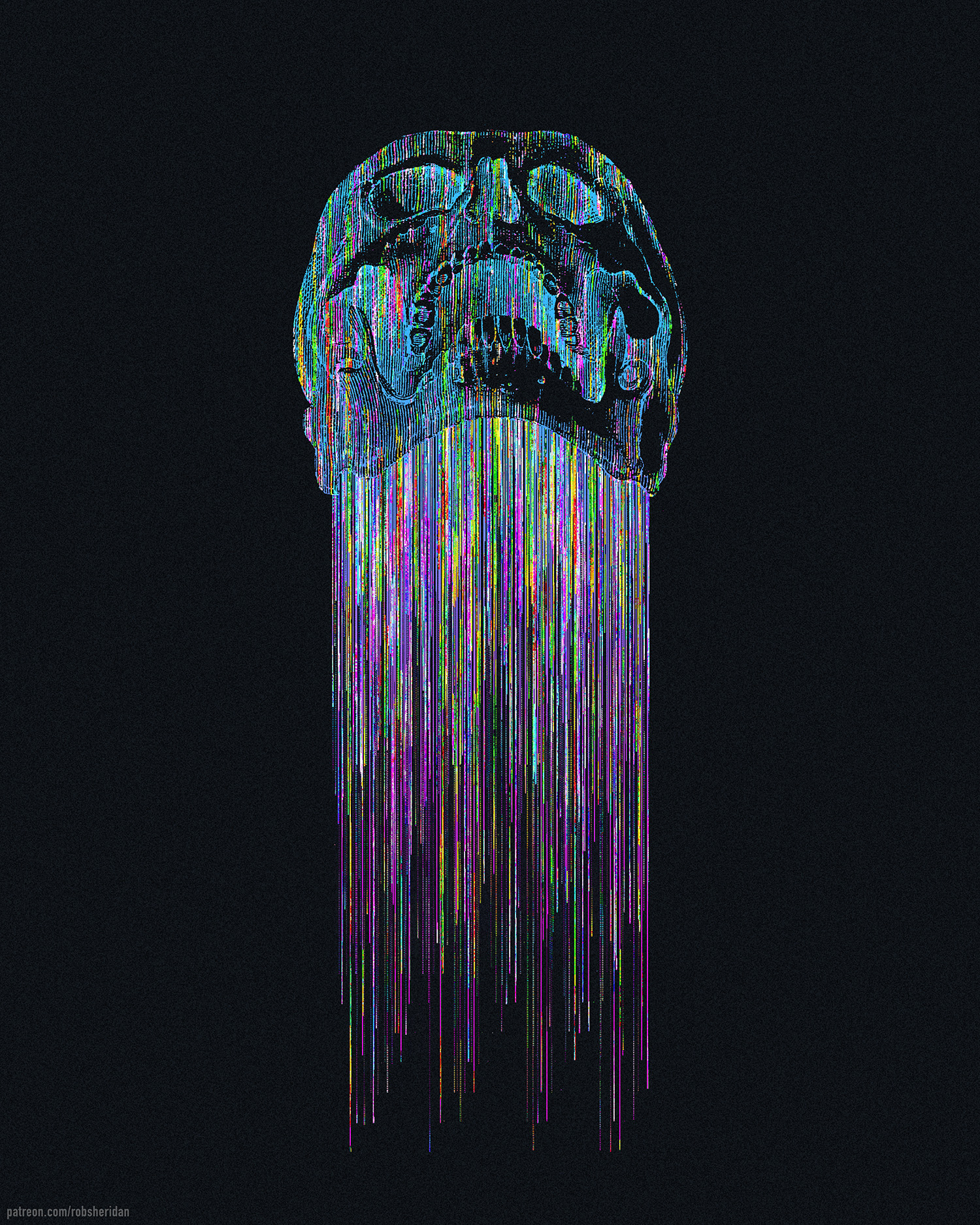 RAINBOW DEATH (VAPORWAVE)